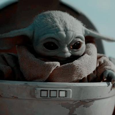 Baby Yoda Icons Tumblr Star Wars Icons Yoda Images Yoda Art
