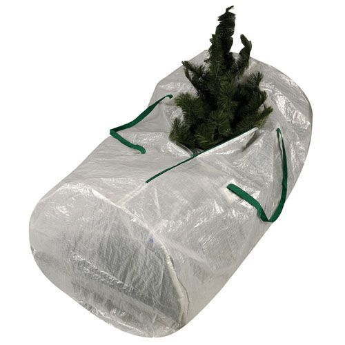CHRISTMAS TREE BAG Get Organized #holiday #holidaystorage