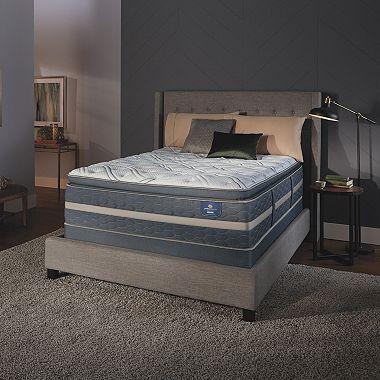 Serta Perfect Sleeper Luxury Hybrid Elmridge Super Pillowtop Queen