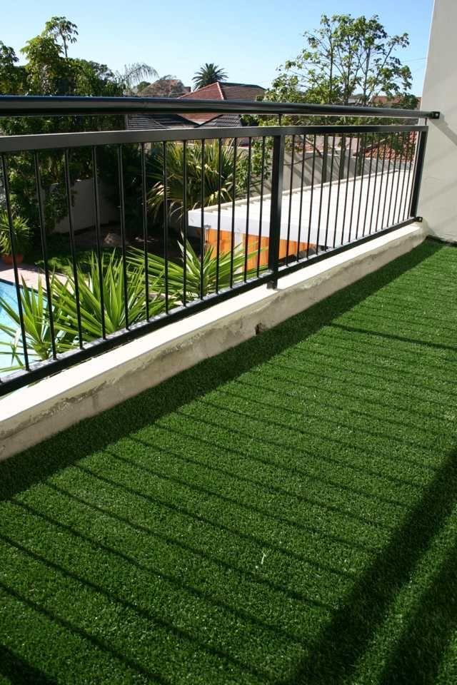 tapis pour balcon