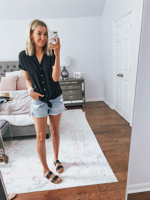 59fdafafb Affordable Summer Walmart Try On Haul | Mom Fashions/Beauty ...