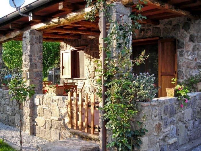 Dacleena Cottage Beschreibung des Hauses. Das Ferienhaus