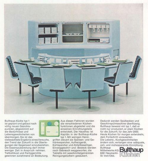 bulthaup-vintage-kitchen 1970 COOK \ EAT Pinterest Vintage - bulthaup küchen münchen