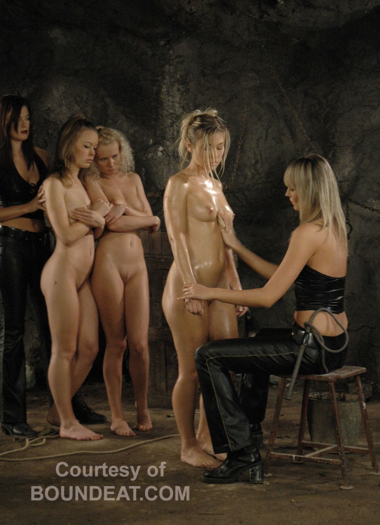 Sex story slave market inspection