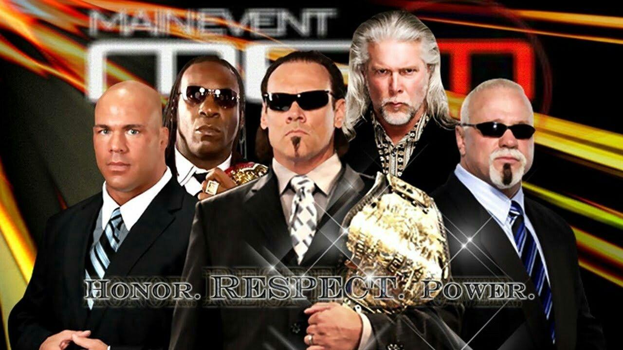 Tna The Main Event Mafia Pro Wrestling Stables Pinterest