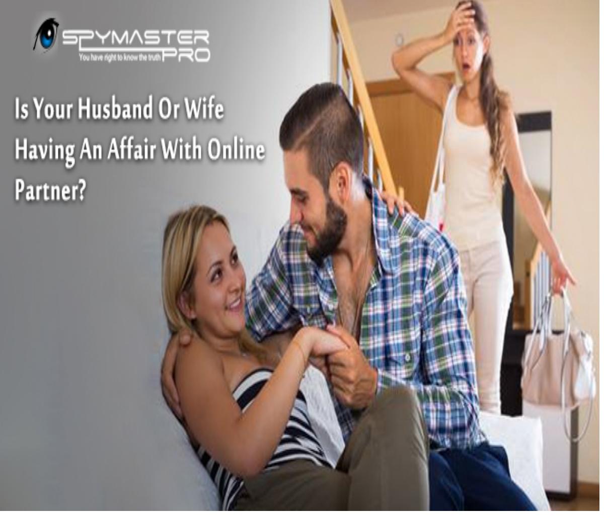 have an affair online