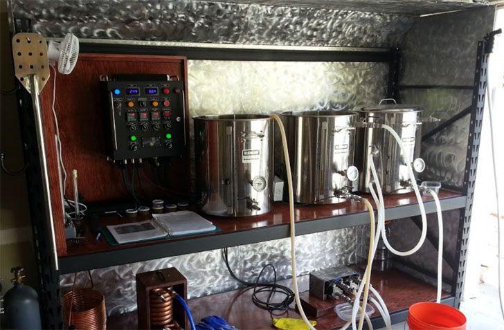 Stunning Home Brewery Design Pictures - Interior Design Ideas ...