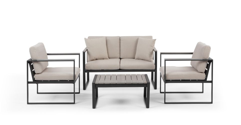 Catania Lounge Set, Polywood | made.com