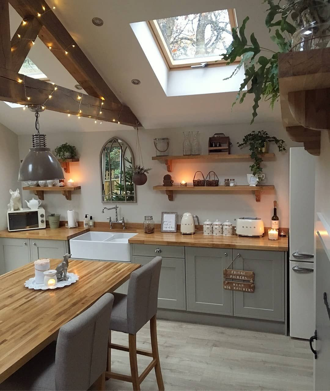 35 Great Ideas for Decorating a Kitchen 2019 - Page 6 of 37 - My Blog