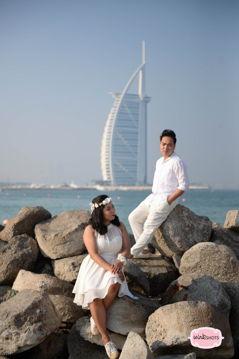 Burj Al Arab Prenup 2 Prenup Tagaytay Wedding Pre Wedding Photoshoot