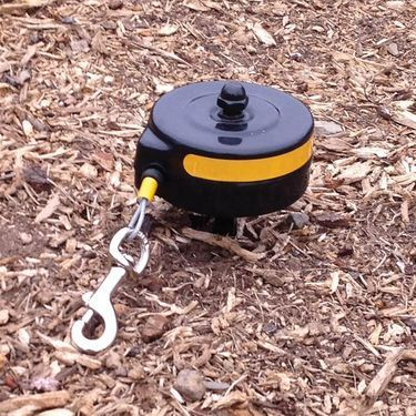 Photo of Retractable Cable Tie Out Stake – Small