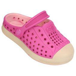Babuche Plugt Joy Básico Infantil - Pink