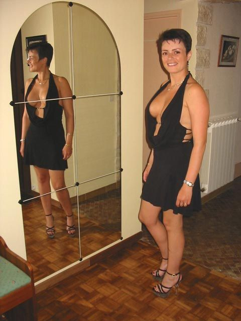 Sexy dress for wife