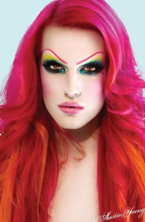 Hot Jeffree Star  Image 5149 - more at http://modell.photos Topmodel Catwalk 2014 Fashion @Michelle Odell.photos