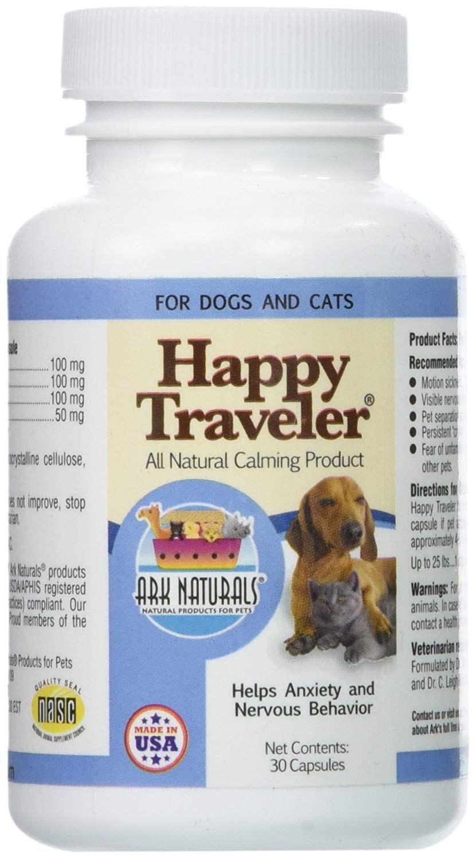 Ark naturals happy traveler 30 capsules really great