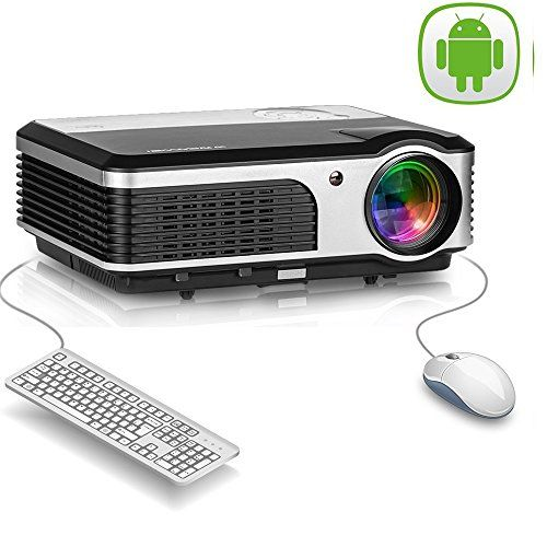 Wireless Home Theater LED LCD Video Projector HD 1080P 720P HDMI