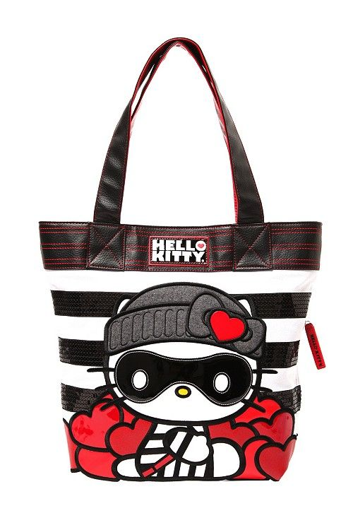 27042e737 Loungefly - Hello Kitty Bandit Tote Bag #MyTorridSummer | My Torrid ...