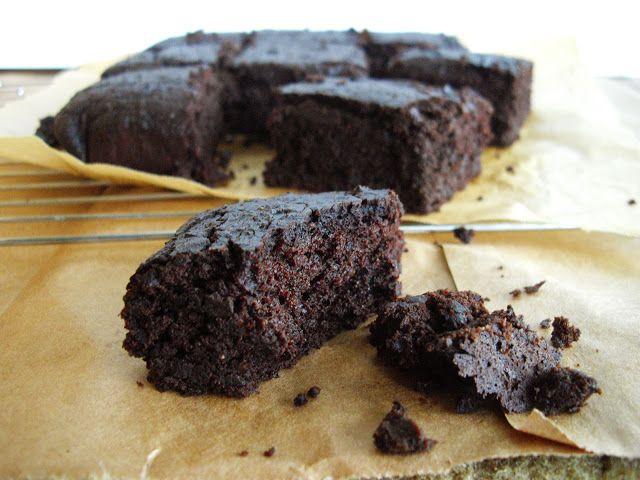 cooking ala mel: Black Bean Brownies (GF)