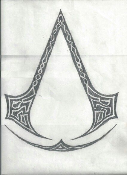 Celtic Assassin's symbol
