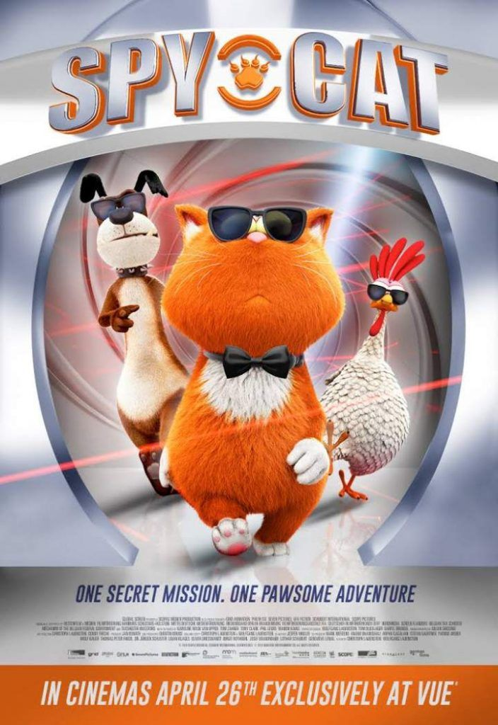 Download Movie Spy Cat (2018) in 2020 Hd movies, Hd