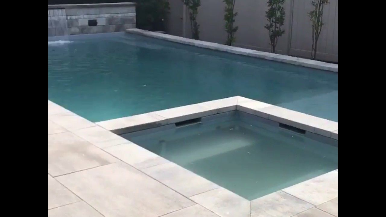Vaughan Fiberglass Pool Landscaped Fiberglass Pools Pool Landscaping Swimming Pool House