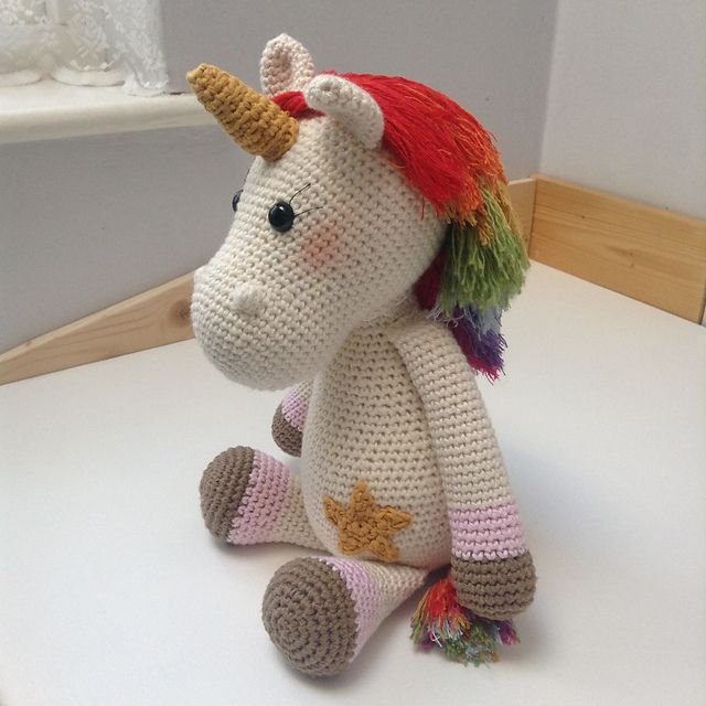 amigurumi-cavalo