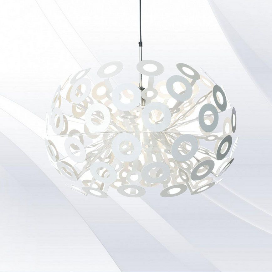 D45cm Löwenzahn Design Deckenleuchte Kronleuchter Hängeleuchte Pendelleuchte in Home, Furniture & DIY, Lighting, Ceiling Lights & Chandeliers | eBay