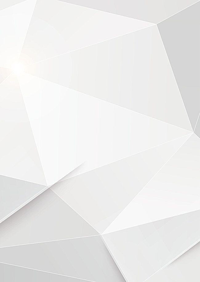 Geometric Diamond Business White Background Papel De Parede De