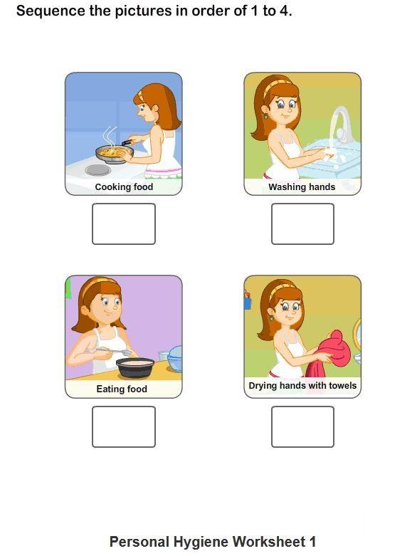 Personal Hygiene Worksheets For Kids Collection 1 8 Personal Hygiene Worksheets Worksheets For Kids Kindergarten Worksheets Good grooming worksheets for kindergarten