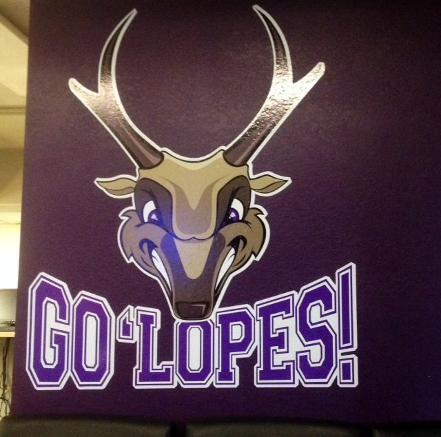 Lope\'s Up at Grand Canyon University ! | GO LOPE\'S | Pinterest ...