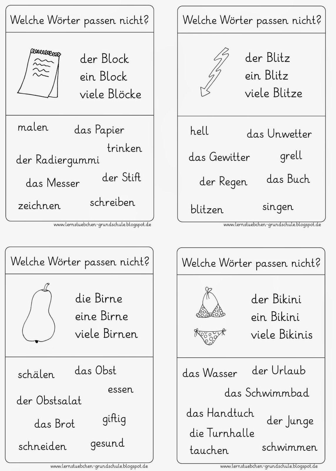 lernst bchen deu 1 lesen n met learn german teacher hacks und deutsch. Black Bedroom Furniture Sets. Home Design Ideas