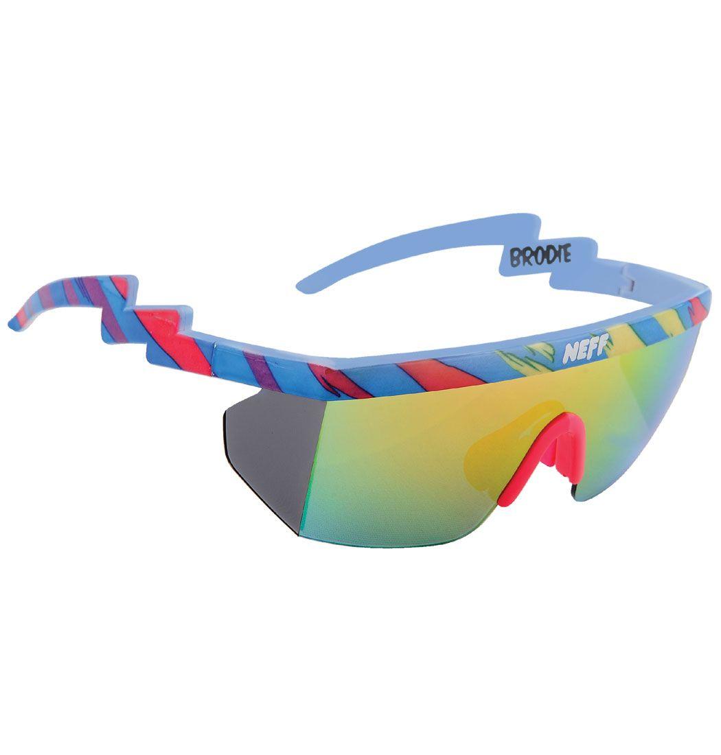 Neff Brodie Shades - Wild Tiger - Extreme Supply | Neff Sunglasses ...