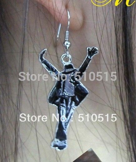 Michael Jackson MJ Dancing Earring