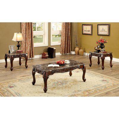 Coffee Table 3 Piece Sets.Astoria Grand Doory 3 Piece Coffee Table Set Products 3 Piece
