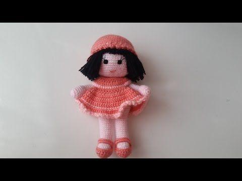 Amigurumi Bebek Gövdesi : Amigurumi bebek yapımı crochet amigurumi baby youtube