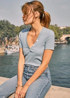 Spring Summer French girl style: Best French fashion brands to wear every day - Mode Rsvp