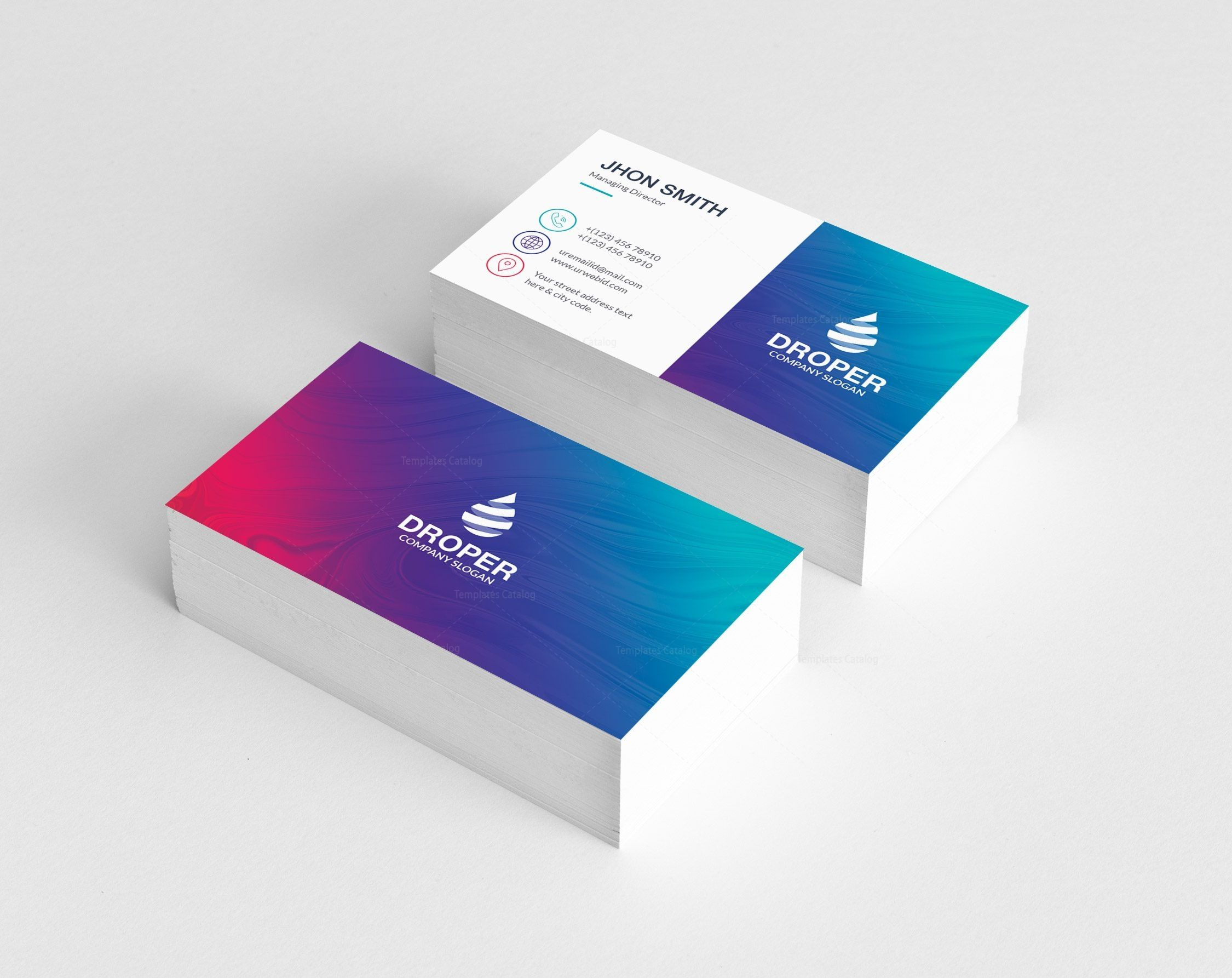 Art Stylish Business Card Design Graphic Templates Stylish Business Cards Business Card Design Printing Business Cards