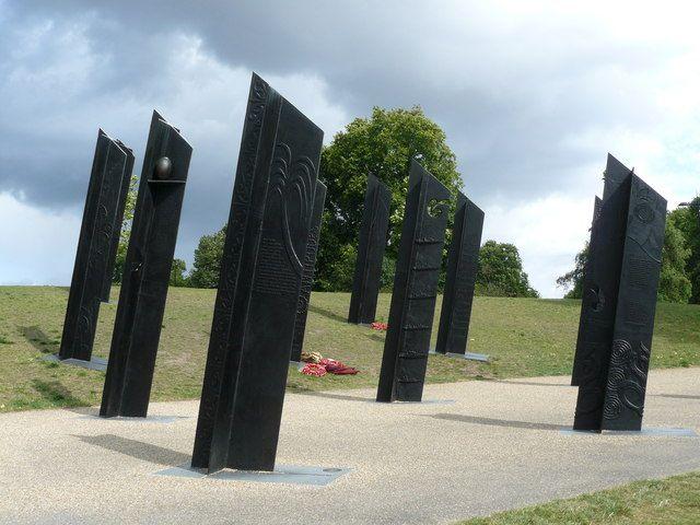 Hyde Park New Zealand War Memorial - Heavy Metal for Paul