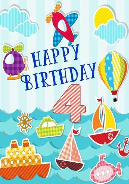 happy birthday 4 birthday