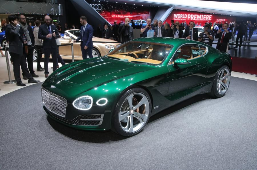 Good New Bentley EXP 10 Speed 6 Concept Previews Two Seat Sports Car | Autocar