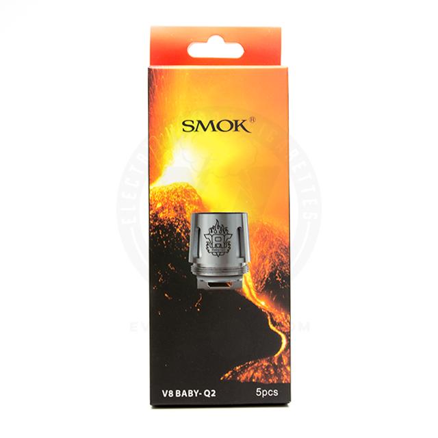 Smok TFV8 Baby V8 Atomizer Coil Heads (5pcs) Mechanical