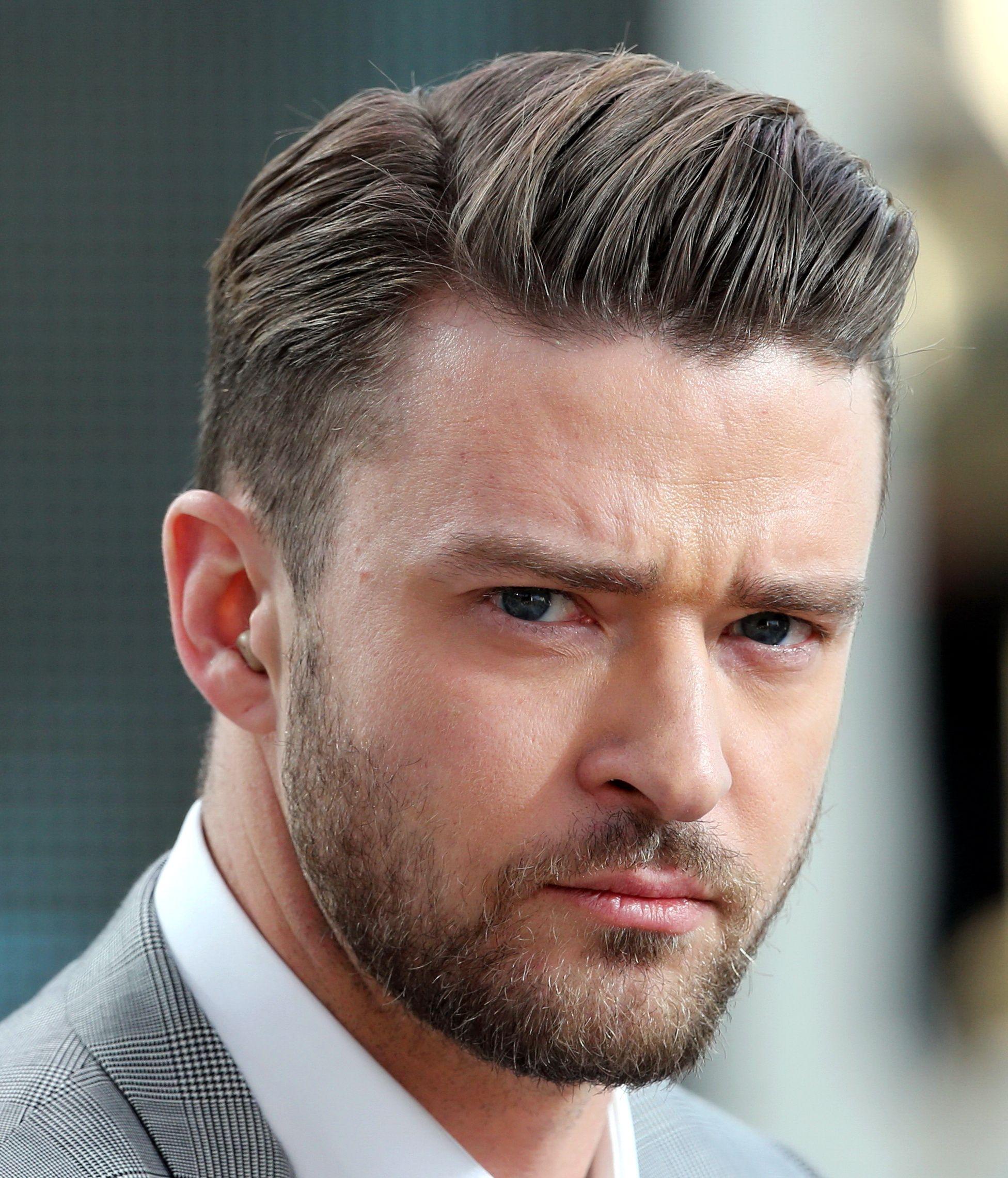 Undercut Justin Timberlake Hair Pinterest