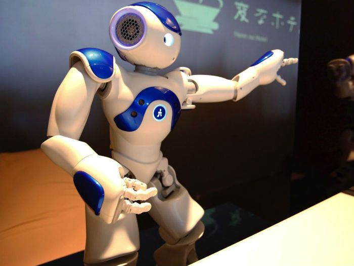 New Technology Can Make Robots Walk And Run Like Humans ...