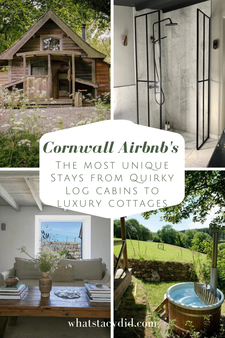 The Very Best Airbnb Cornwall England What Stacy Did In 2020