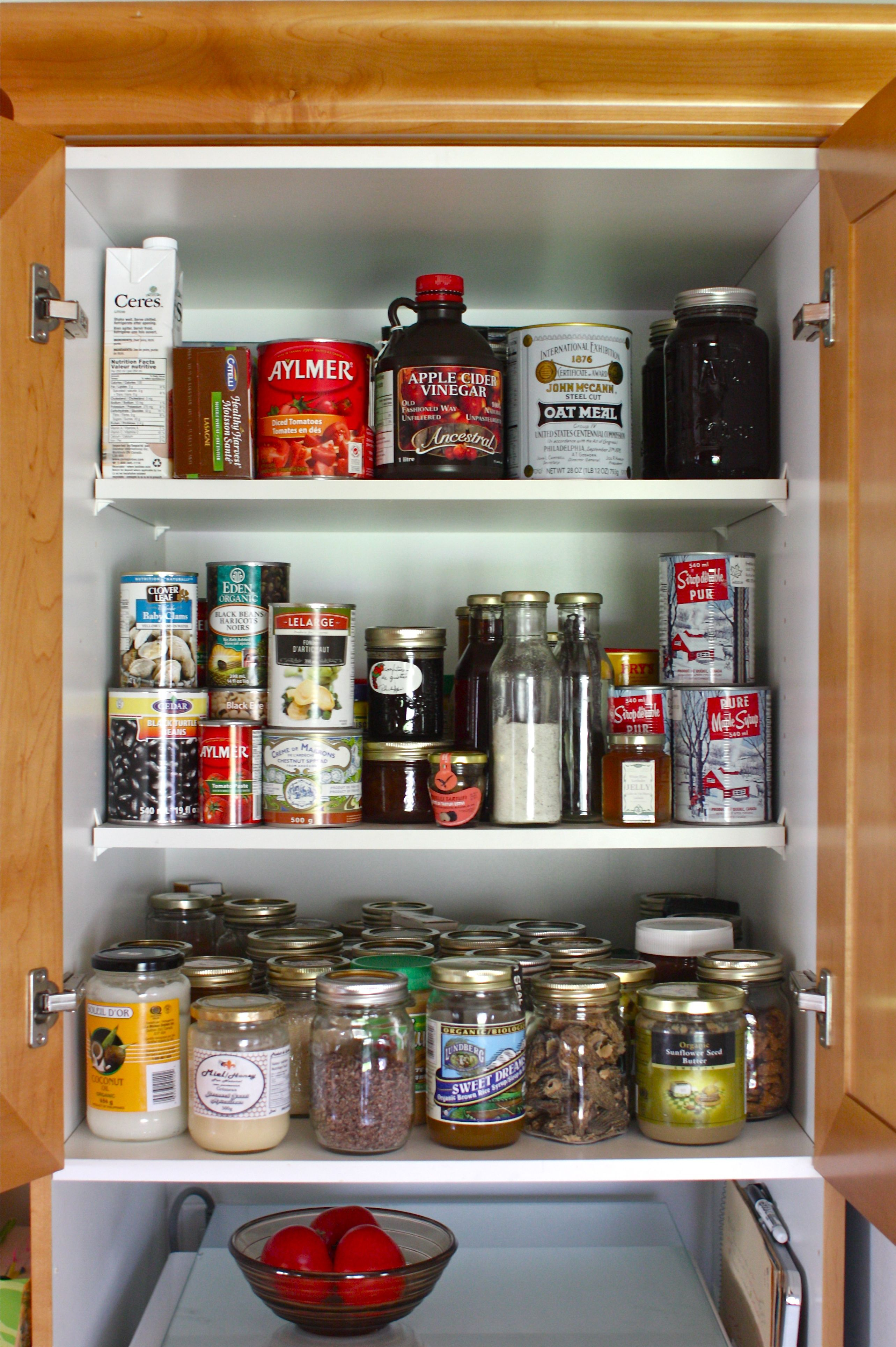 eat well spend less how to store pantry food for maximum shelf life canning food on kitchen organization dishes id=24582