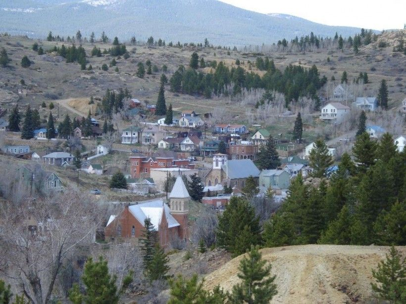 The Annual Appearance Of The Lady In Black Most Haunted Places Breckenridge Vacation Rentals Haunted Places