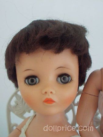 Uneeda vintage doll values