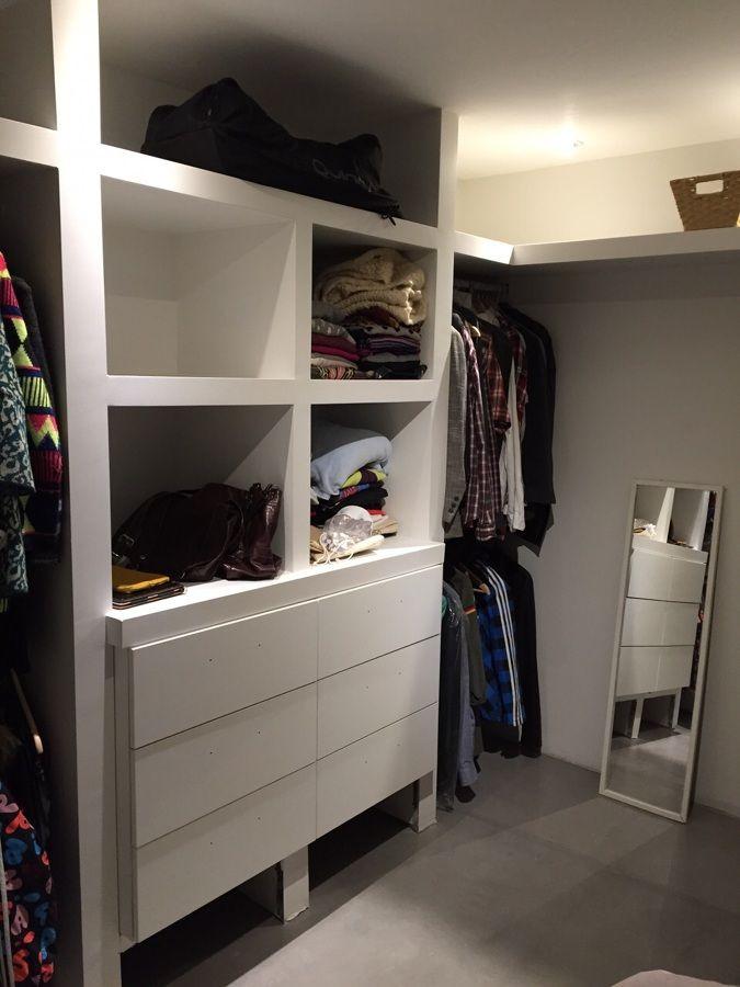 Resultado de imagen para muebles de durlock para habitaciones ...