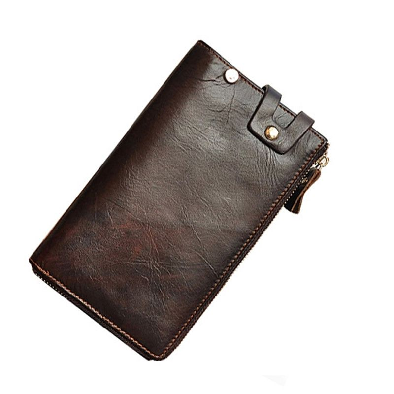 d66b4845624d Mens Bags Designer Clutch Handmade Wallets Genuine Leather Handbags Best  Gift Business Style Bags