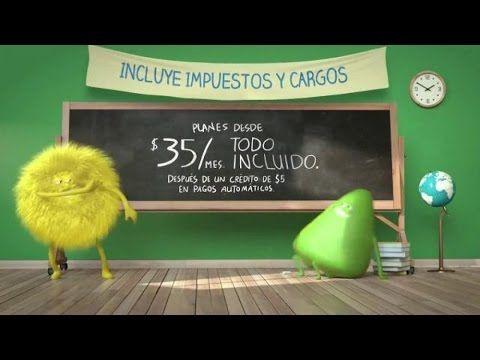 Tv Spot Spanish Cricket Wireless Pizarra Un Motivo Para Sonreir Cricket Wireless Cricket Wireless